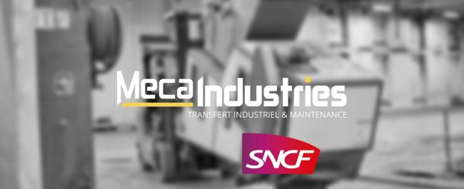 Meca Industries en-tête business case SN CF