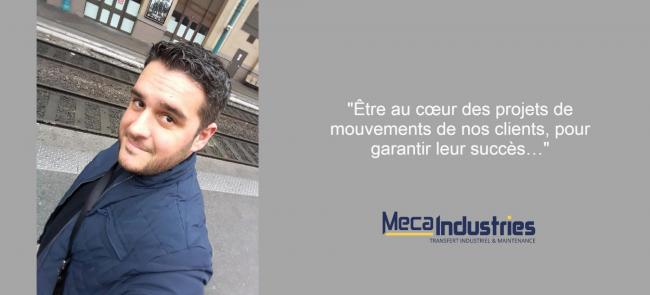 Interview Fabien Meca Industries
